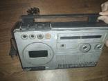 Электроника р-403 приемник с электронными часами, фото №3