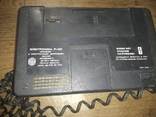 Электроника р-403 приемник с электронными часами, фото №5