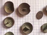 Пуговицы разные, фото №8