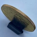 """50 лир. 1911. """"50 лет Королевству"""" Италия (R) (золото 900, вес 15,66 г), фото №4"""