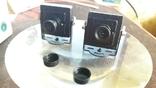 """Камера (2 шт.) видеонаблюдения для помещения 1/3"""" SONY CCD 420TVL Mini Security CCTV, фото №3"""