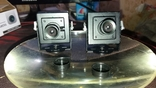 """Камера (2 шт.) видеонаблюдения для помещения 1/3"""" SONY CCD 420TVL Mini Security CCTV, фото №4"""