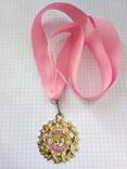 Медаль DNA princess, фото №2
