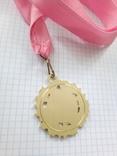 Медаль DNA princess, фото №3