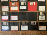 Гибкие диски, фото №8
