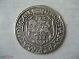 3 гроша 1562 г Литва Сигизмунд II Август, фото №6