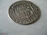 3 гроша 1562 г Литва Сигизмунд II Август, фото №9