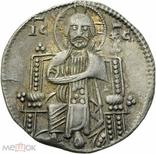 Венеция 1 гроссо 1229 - 1249 гг Дож Якопо Тьеполо, фото №3