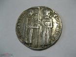 Венеция 1 гроссо 1229 - 1249 гг Дож Якопо Тьеполо, фото №5