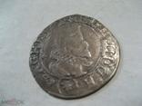 Священная Римская империя Австрия 3 крейцера 1627 г Фердинанд II, фото №2