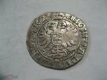 Священная Римская империя Австрия 3 крейцера 1627 г Фердинанд II, фото №5