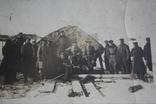Первая мировая. Германия. Рытье траншеи. фото открытка. полевая почта, фото №3