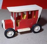 Ретро машинка из СССР длина 10 см., фото №2