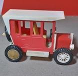 Ретро машинка из СССР длина 10 см., фото №3