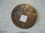 Германия Третий Рейх 1 пфенниг 1940 J, фото №4