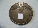 Германия Третий Рейх 2 пфеннига 1939 А, фото №4