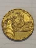 Медаль зоовыставки- Варшава. Кобра, фото №2