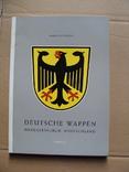 Deutsche Wappen Band 4. Герб Германии. Том 4, фото №2