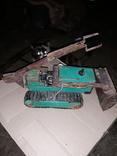 Эскаватор железный, фото №4