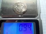 Гданський грошь 1627г., фото №4