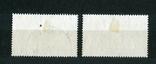 Британские колонии. Острова Гилберта и Эллис. 1963 г.  100 лет Красного креста., фото №3