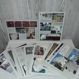 """Ломоносов М.В. Разрезной фотоальбом 1985 """"Планета"""" 40 листов, фото №7"""