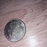 2 кроны 1961 г. Швеция серебро, фото №3