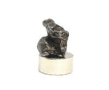 Залізний метеорит Campo del Cielo, 2,0 грам, із сертифікатом автентичності, фото №13