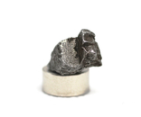Залізний метеорит Campo del Cielo, 2,1 грам, із сертифікатом автентичності, фото №11