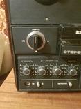 Магнитофон бабинный Каштан, фото №8