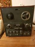 Магнитофон бабинный Каштан, фото №2