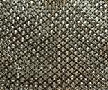 """Винтажная театральная сумочка полностью """"усыпанная"""" кристаллами, ЧССР, Яблонекс, фото №5"""