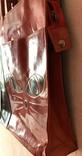 Кожаная сумка с изображением Кота, фото №6