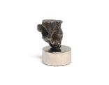 Залізний метеорит Campo del Cielo, 1,6 грам, із сертифікатом автентичності, фото №5