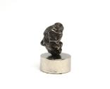 Залізний метеорит Campo del Cielo, 1,9 грам, із сертифікатом автентичності, фото №6