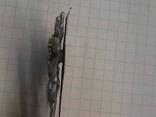 Реплика Эдельвейс горных стрелков Вермахта, Германия, рейх, значок, кокарда, фото №9
