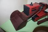 Экскаватор СССР машина, игрушка, трактор, фото №4