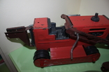 Экскаватор СССР машина, игрушка, трактор, фото №6