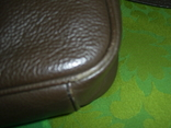 Сумка кожаная на ремешке тм.Bree, фото №9
