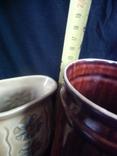 Посуда из глины 2шт, фото №3
