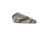 Заготовка-вставка з метеорита Seymchan, 1,2 г, із сертифікатом автентичності, фото №9