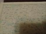 Копия немецкой  карты  Умань, фото №8