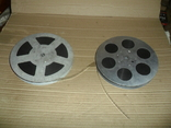 Кинопленка 16 мм 2 шт Родной Ильич 1 и 2 части, фото №4