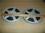 Кинопленка 16 мм 2 шт Готовимся к защите Родины 1 и 2 части, фото №3