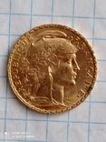 20 франков 1912 Франция к6л8, фото №3