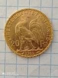 20 франков 1912 Франция к6л8, фото №6