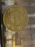 Наполеон 40-20 франков Золото Франція., фото №3