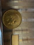Наполеон 40-20 франков Золото Франція., фото №5