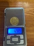 Наполеон 40-20 франков Золото Франція., фото №11