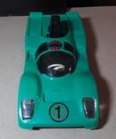 Инерционная гоночная машинка из СССР длина 20 см., фото №6